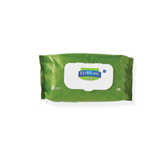 MEDMSC263625 - MedlineAloetouch Quilted Personal Cleansing Wipes