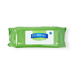 MEDMSC263754 - MedlineAloetouch Personal Cleansing Wipes