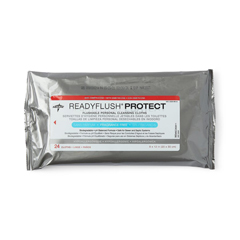 MEDMSC263811 - MedlineReadyFlush Biodegradable Flushable Wipes, 576 EA/CS