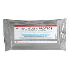 MEDMSC263811H - MedlineReadyFlush Protect Biodegradable Flushable Wipes