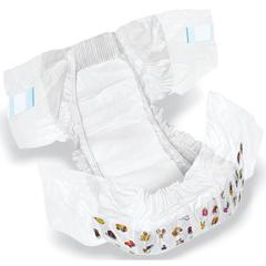 MEDMSC266043 - MedlineDryTime Disposable Baby Diapers