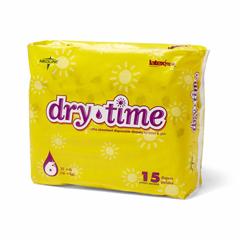 MEDMSC266046H - MedlineDiaper, Baby, Drytime, Size 6, )35Lbs