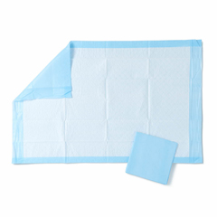 MEDMSC281224C - MedlineDisposable Underpads, Blue, 24 X 17, 300 EA/CS