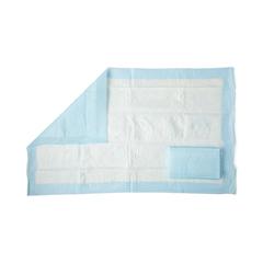 MEDMSC282050P - Medline - Underpad, Polymer, Standard, Protection Plus, 23x36, 100 cs