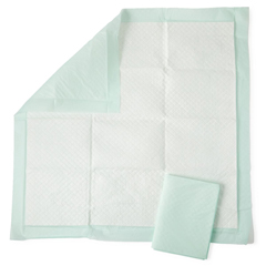 MEDMSC282060LBVA - Medline - Deluxe Fluff and Polymer Underpads, 23 x 36, 75 EA/CS