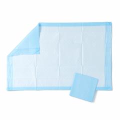MEDMSC282110 - Medline - Disposable Polymer Underpad, Blue, 36 X 23, 50 EA/CS
