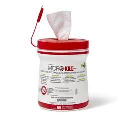 MEDMSC351210 - MedlineMicro-Kill+ Disinfectant Wipes