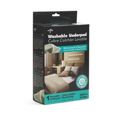 MEDMSC455044RH - Medline - Retail Packaged Underpads, 1/EA