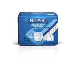 MEDMSC53005 - MedlineProtection Plus Overnight Protective Underwear
