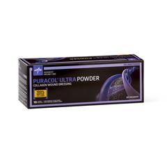 MEDMSC8801EPZ - Medline - Puracol Ultra Powder Collagen Wound Dressing, 1.00 G