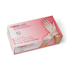 MEDMSV514H - MedlineMediGuard Vinyl Synthetic Exam Gloves