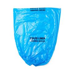 MEDNON023143 - Medline - Liner, Soiled Linen, 29x43, Blue, 200 Each / 8 Roll / Case