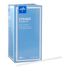 MEDNON02350 - MedlineFlexible Drinking Straws