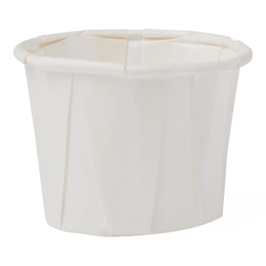 MEDNON024215 - MedlineDisposable Paper Souffle Cups