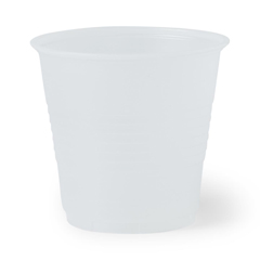 MEDNON030035 - MedlineDisposable Cold Plastic Drinking Cups