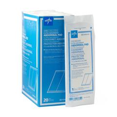 MEDNON21453 - Medline - Sterile Abdominal Pads, 240 EA/CS