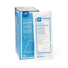 MEDNON21454Z - MedlineSterile Abdominal Pads