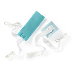 MEDNON243074H - MedlineHolder, Limb, Disposable, Breathable Foam, Pr