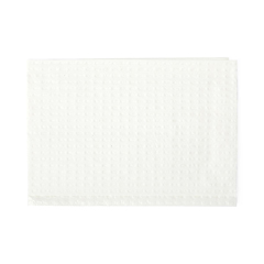 MEDNON24356W - Medline2-Ply Tissue/Poly Professional Towels, White, 500 EA/CS