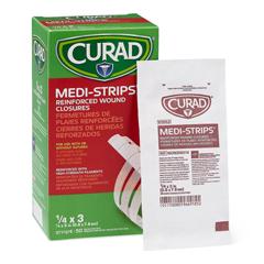MEDNON250314H - MedlineSterile Medi-Strips-White