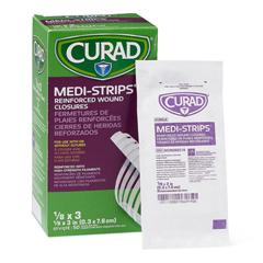 MEDNON250318Z - MedlineSterile Medi-Strips-White