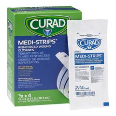 MEDNON250412Z - MedlineSterile Medi-Strips-White
