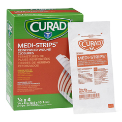 MEDNON250414Z - MedlineSterile Medi-Strips-White