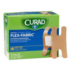 MEDNON25510Z - MedlineFabric Adhesive Bandages