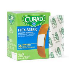 MEDNON25660Z - MedlineFabric Adhesive Bandages