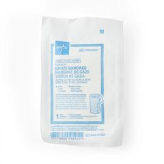 MEDNON25861 - Medline - Bulkee II Sterile Cotton Gauze Bandages, 96 EA/CS