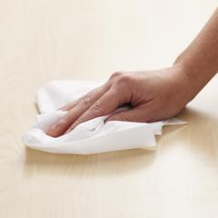 MEDNON260506 - MedlineDeluxe Dry Disposbale Washcloths