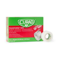 MEDNON270201Z - CuradCURAD Transparent Adhesive Tape