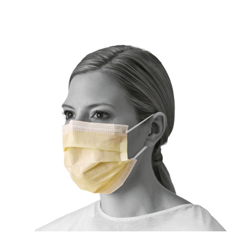 MEDNON27122Z - MedlineIsolation Face Masks with Earloops