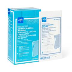MEDNON4313 - MedlineSterile Surgical Adhesive Dressings