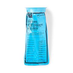 MEDNON80328Z - Medline - Clean Sac Emesis Sickness Bags, Blue, 36.000 OZ, 24 EA/PK