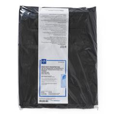 MEDNON80540W - Medline - Bag, Disaster, Adult, Black, with Han