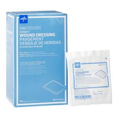 MEDNONEX0034 - Medline - 3 x 4 SORBEX Sterile Absorbent Dressings, 100 EA/CS