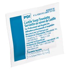 MEDNPKD41900Z - Nice PakTowelette, Castile Soap, 1M Cs