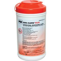 MEDNPKQ85084H - Medline - Sani-Cloth Plus Germicidal Disposable Cloths