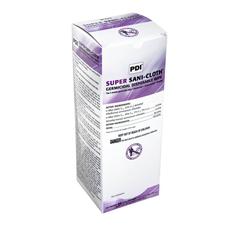 MEDNPKU87295 - MedlineSuper Sani-Cloth® Germicidal Disposable Wipes by PDI- Inc.