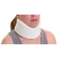MEDORT13200S - Medline - Serpentine-Style Cervical Collar, Firm, 3 x 15, Small