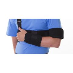 MEDORT16000 - Medline - Cut-Away Shoulder Immobilizer, Universal, 1/EA