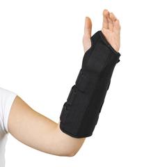 MEDORT18000L - Medline - Universal Wrist and Forearm Splints, Universal, 1/EA