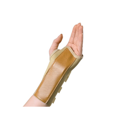 MEDORT19100LM - Medline - Elastic Wrist Splints, Medium, 1/EA