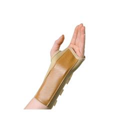 MEDORT19100LS - Medline - Elastic Wrist Splints, Small, 1/EA