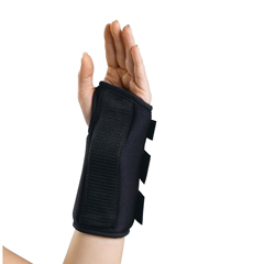 MEDORT19400LL - Curad - Wrist Splints, Large