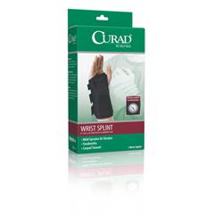 MEDORT19400RSD - Curad - 8 Wrist Splint, Size S, Right Wrist, 4 EA/CS
