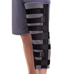 MEDORT2420019 - Medline - Cut-Away Knee Immobilizer, Universal, 1/EA