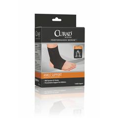 MEDORT26200XLDH - Curad - Neoprene Open Heel Ankle Supports