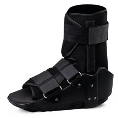 MEDORT28200S - Medline - Standard Ankle Walkers, Black, Small, 1/EA